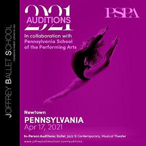 Pennsylvania School of the Performing Ar