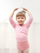 Pink Ballet Sweater