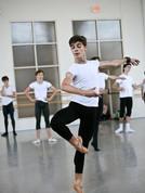 Ballet Teen Boy