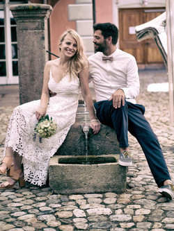 Wedding Brunnen