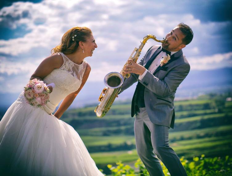 Hochzeitsstimmung