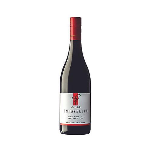 Carrick Unrivalled Pinot Noir 2019