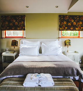 Master Bedroom Romantic Lombardy Cottage Central Otago