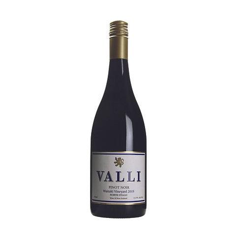 Valli Waitaki Pinot Noir 2018