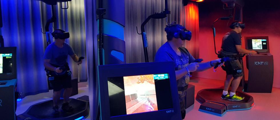 fun for the family Realm VR Wanaka New Zealand