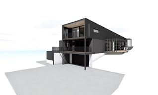 West Coast Road - Passive House Project