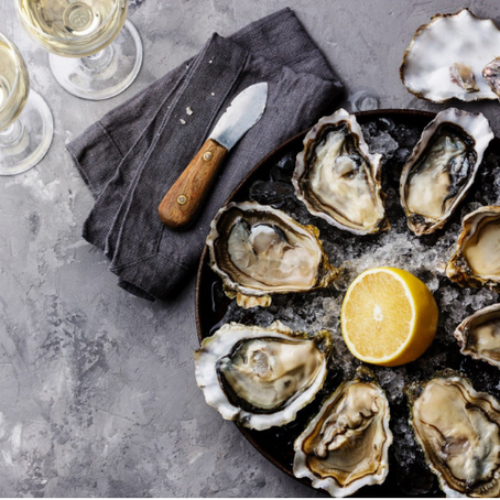 The World's your Oyster at The Local