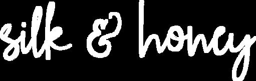 New Zealand Wedding Silk & Honey Logo