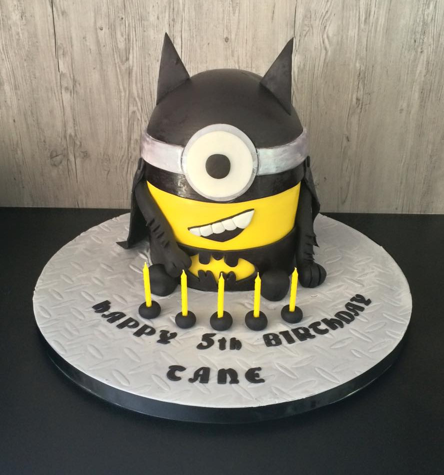 Birthday & Special Occasion Cakes by Cakes by Kim, Central Otago  Minion Cake