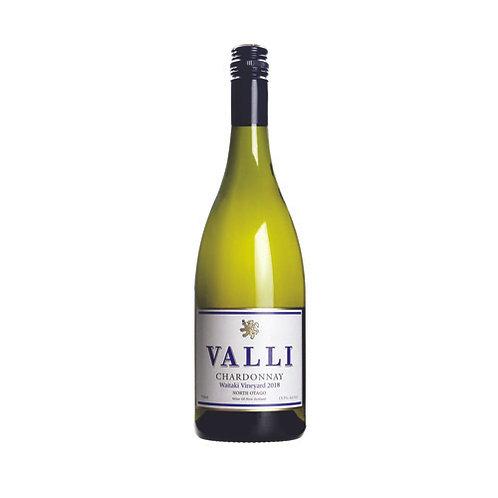 Valli Waitaki Chardonnay 2018