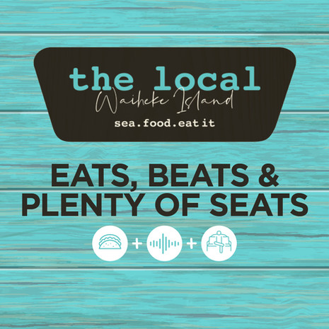 Eats, Beats & Plenty of Seats