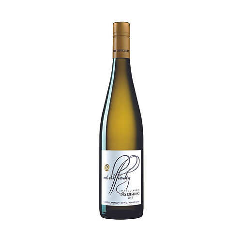Mt Difficulty Bannockburn Dry Riesling 2017