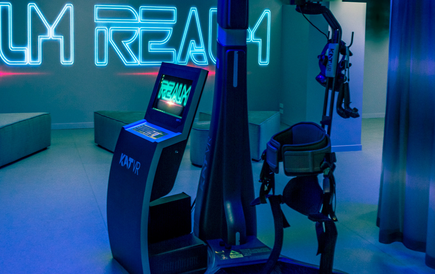 Realm VR Wanaka New Zealand advanced technology virtual reality