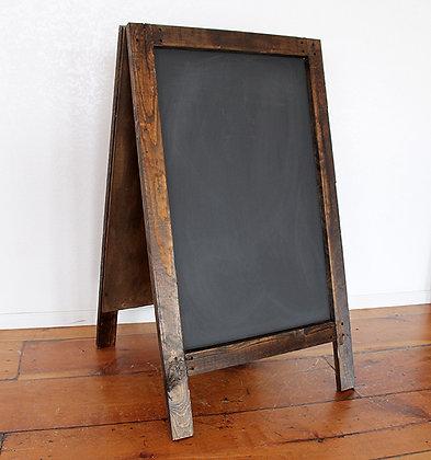 Sandwich Board Chalkboard