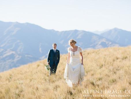 Summer weddings and wedding dresses