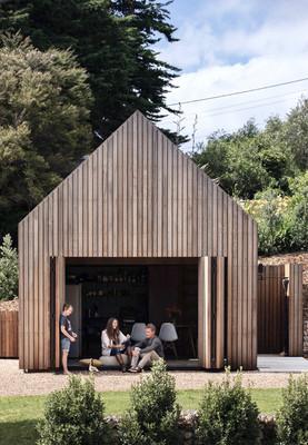 Waiheke, Mini Barn Project