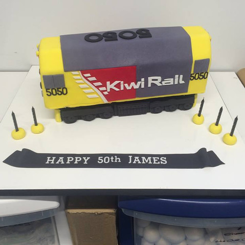 Corporate Cakes by Cakes by Kim, Central Otago