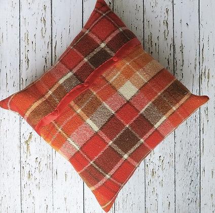 Vintage Blanket Cushions