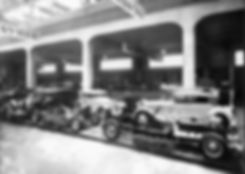 Hispano Suiza J12 Factory Vintage Photograph