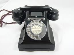 Bakelight Phone