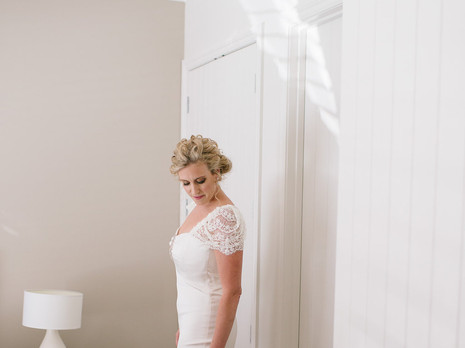 Margaret Wray Testimonial Bride