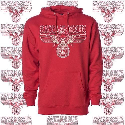 War bird hoodie