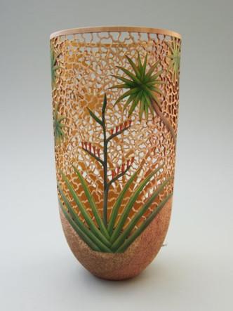 Pierced Plant Form