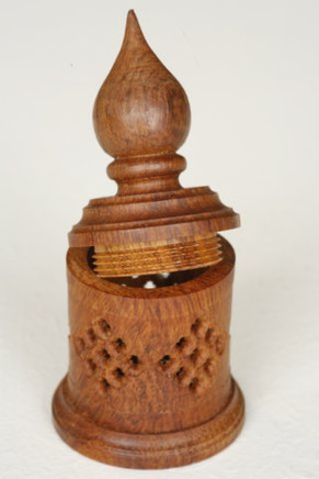 Decorated Ring box
