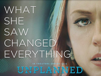 #437 Unplanned the Movie, Human Rights, Gendercide