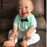 Lucas Warren (Gerber baby)