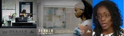 DeKalb Elementary photo montage