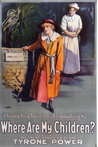 Where Are My Children? movie poster