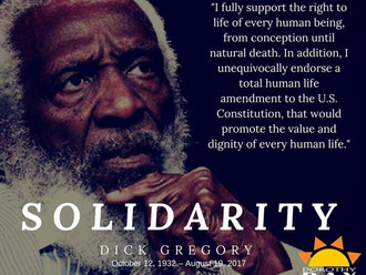 #375 Nonviolence Works, Dick Gregory, Frustrations