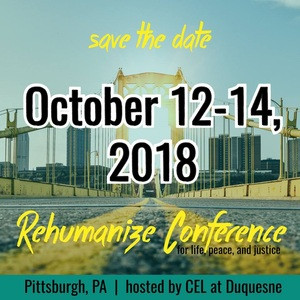 Rehumanize Conference save the date
