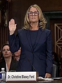 Dr. Christine Blasey Ford