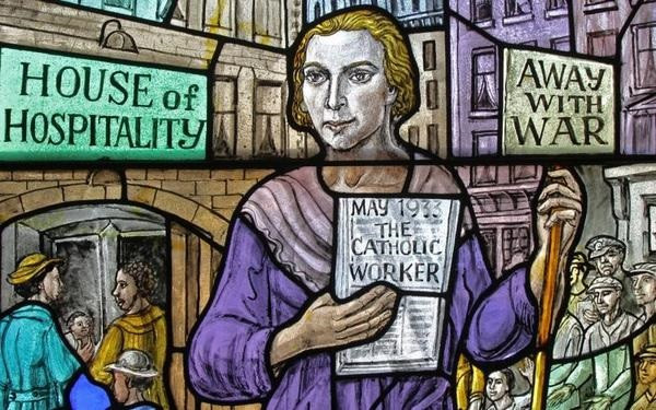 Dorothy Day graphic