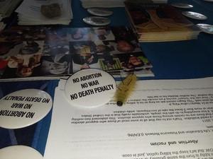 Pro-life caterpillar