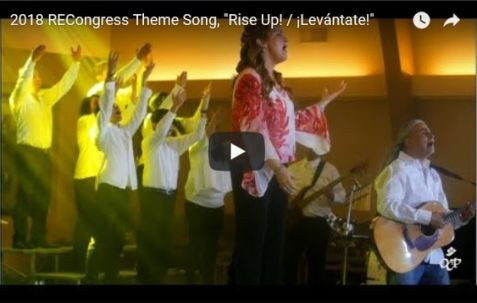 2018 RECongress Theme Song image