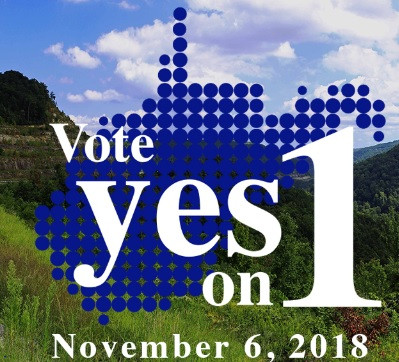 Vote Yes on 1 image