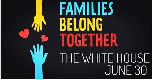 Families Belong Together - The White House June 30