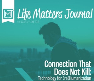 Cover of Life Matters Journal, Vol. 6, #4