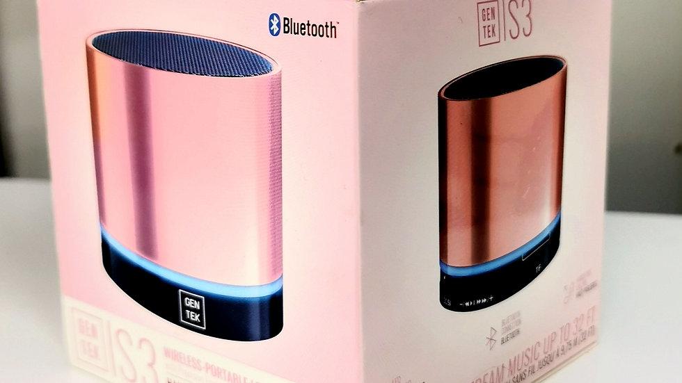 Gen Tek 1S3 Wireless speaker