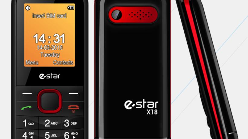 eStar X18 RED