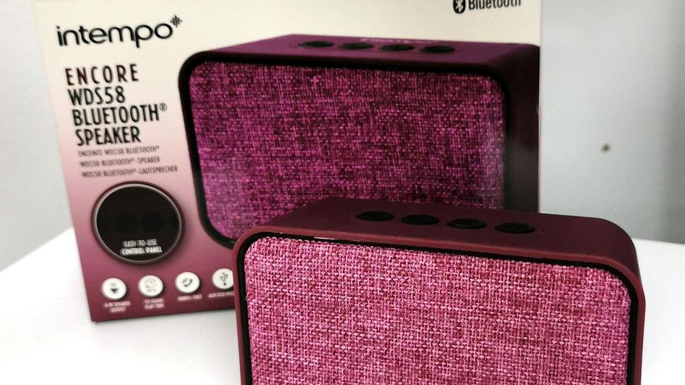 Intempo Bluetooth Speaker