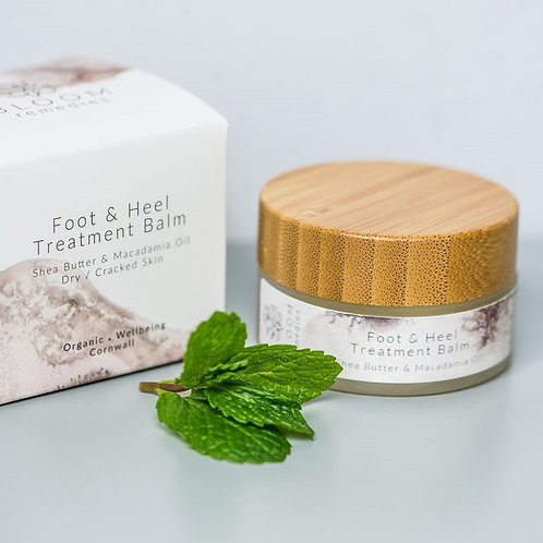 Organic Foot & Heel Treatment Balm