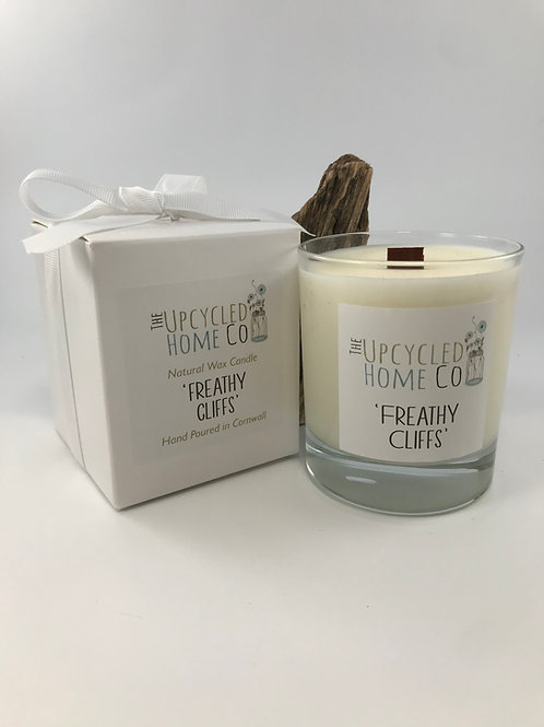 Hand Poured Freathy Cliffs Candle/Diffuser