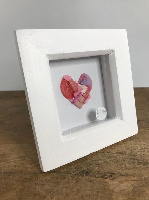 Ocean Plastic Heart picture