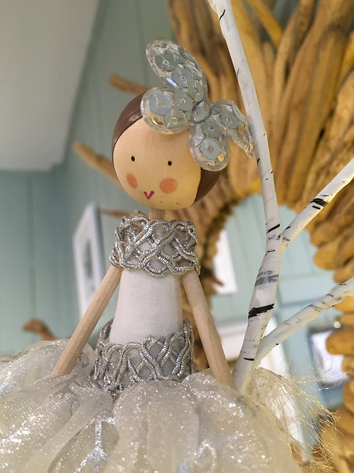 Handmade Christmas Fairy/Angel