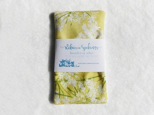Floral Lavender Eye Pillow