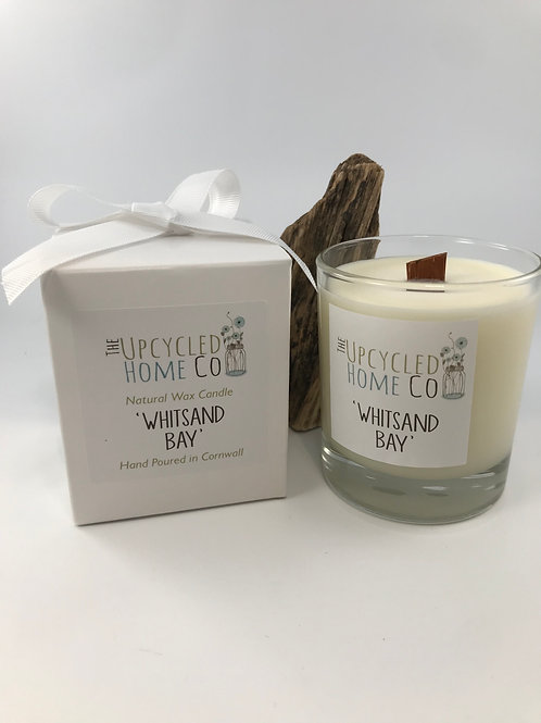 Hand Poured Whitsand Bay Candle
